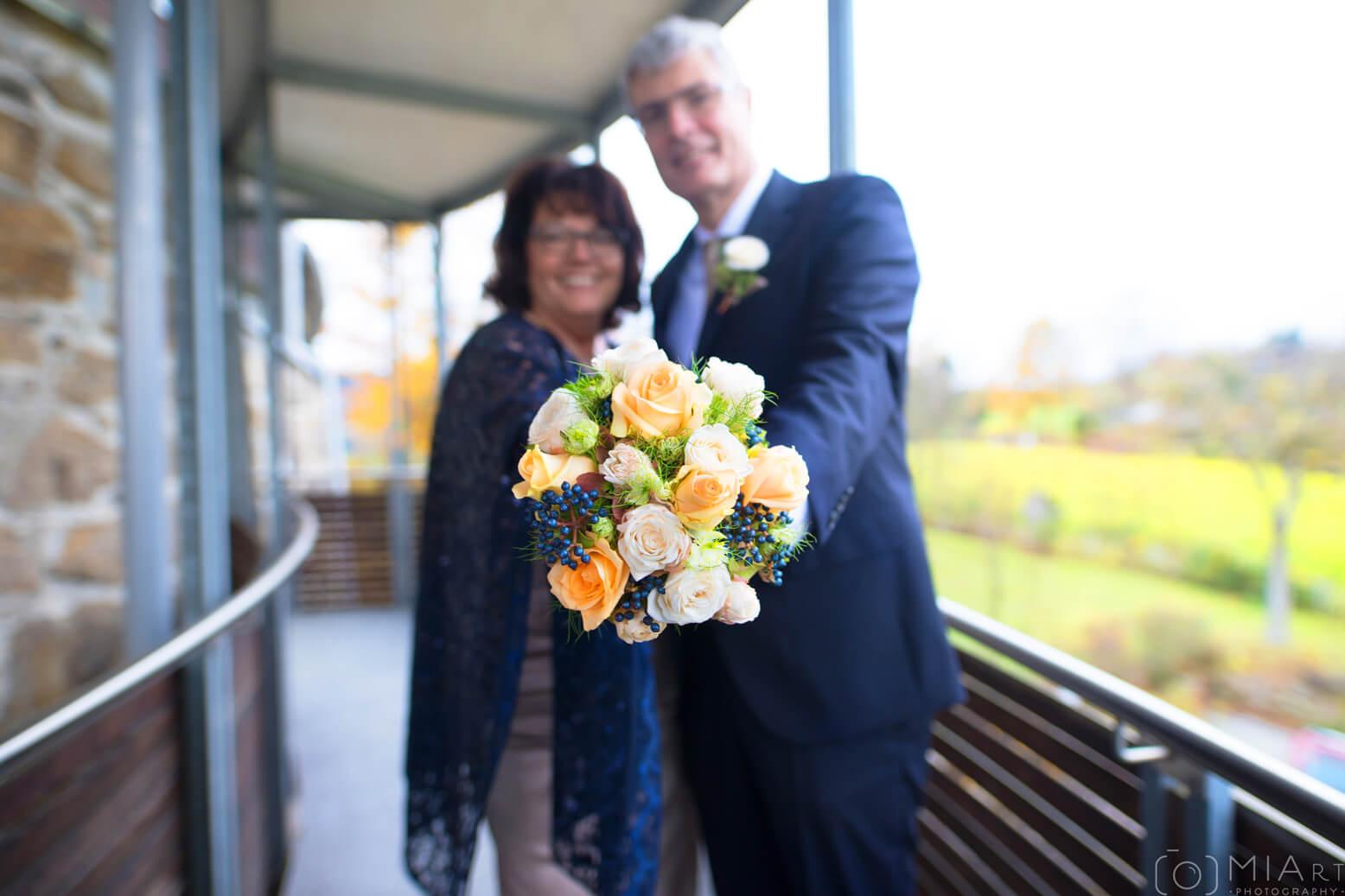 Christine & Markus